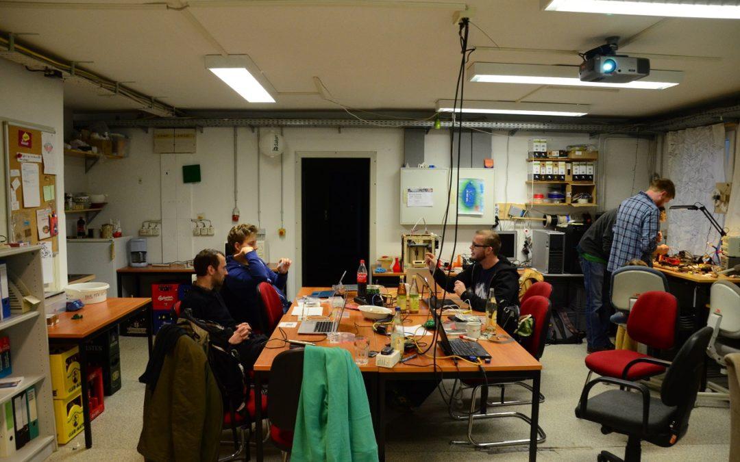 Code Week: Wir sind mit drei Workshops dabei!