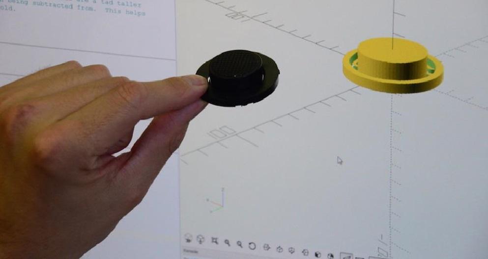 3D-Modelle programmieren mit OpenSCAD