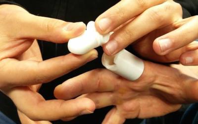 3D-Druck: Für das neue Jahr einen neuen Finger