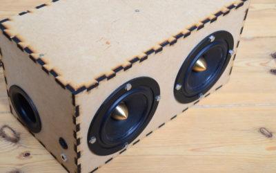 Ganz leicht: Bluetooth Musikbox selbst bauen