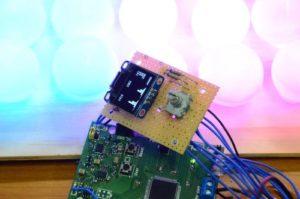 Audiogesteuerte Lichter @ FabLabCB